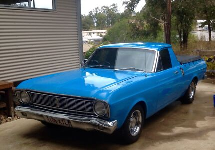 Ford Falcon XT V8 ute Upper Coomera Gold Coast North Preview