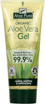 Bioactive Aloe (Optima Aloe Pura Natural Organic Bio Active Aloe Vera Gel 100ml)