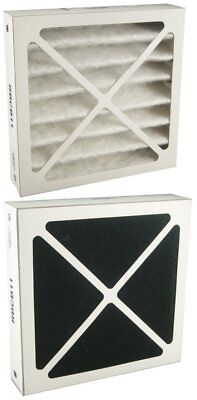 911D Bionaire Electret Air Cleaner Dual Filter Compatible - Electret Air Filter