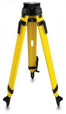 Survey Level Double Lock Tripod Heavy Section Aluminum Tripod Surveying Stand