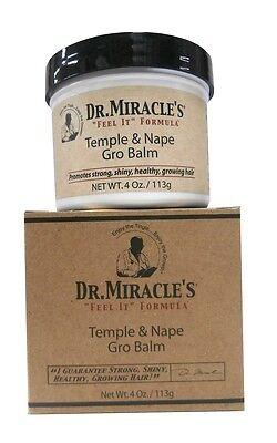 Dr. Miracles Temple & Nape Gro Balm 113g - Nape Gro Balm