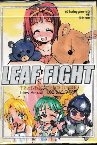 Leaf Fight The Card Game Starter Box