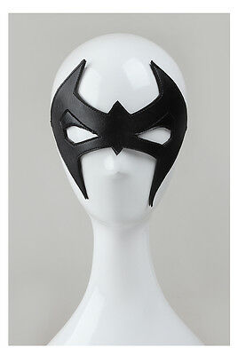 Batman Arkham City Nightwing Eyemask Robin Cosplay Masquerade Party Men Props