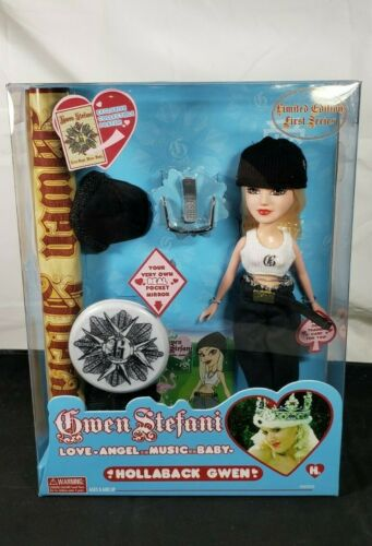 Gwen Stefani HOLLABACK GWEN - Huckleberry Toys
