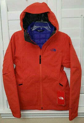 $299 Womens S M 2XL The North Face Thermoball Triclimate Jacket Juicy Red Purple