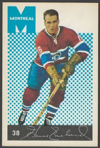 Montreal Canadiens Hockey Card 2012-13 ITG Forever Rivals # 23 Mint Henri Richard