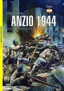 0-Steven-J-Zaloga-La-battaglia-di-ANZIO-1944-La-testa-di-sbarco-assediata