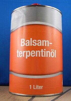 Balsamterpentinöl 1L Terpentinöl öl Recolor Balsam Terpentin