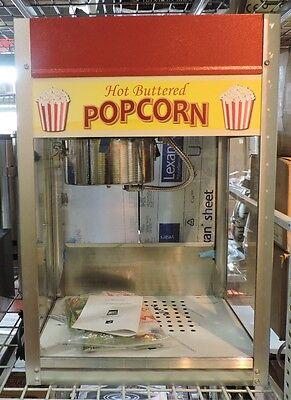 Paragon Tp-8 Theater Pop 8 Oz. Commercial Popcorn Machine