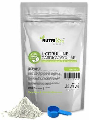 1000g (2.2 lb) 100% INSTANTIZED L-CITRULLINE FREE FORM AMINO ACID USP POWDER