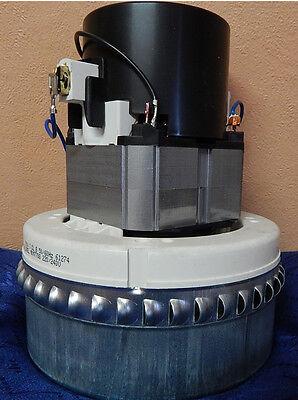 B.für Ghibli AS 10 Saugmotor Saugturbine Staubsaugermotor m Erdung z