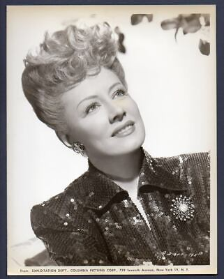 Actress IRENE DUNNE In OVER 21 Vintage Orig Photo 1945 COMEDY FILM - $24.95