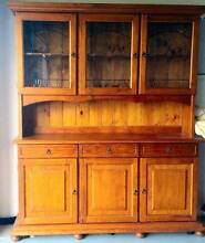 Solid pine Buffet and Hutch Churchill Ipswich City Preview