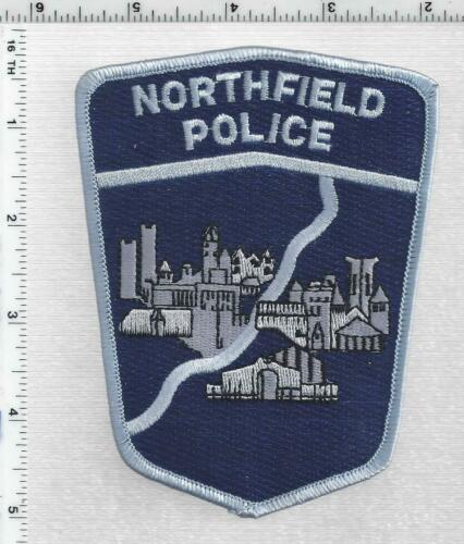 Northfield Police (Minnesota) 2nd Issue Shoulder Patch