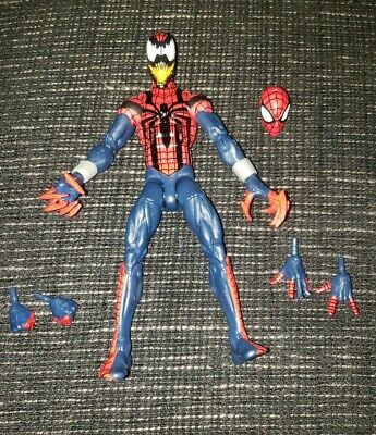 Marvel Legends Edge Of Spider Verse Ben Reilly Spiderman Spider Carnage