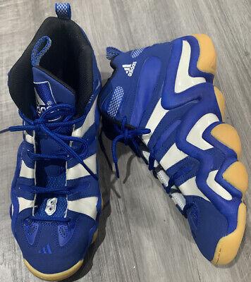Adidas Crazy 8  Royal blue / White  US Men  10  (596)