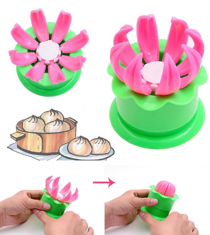DIY Pastry Pie Dumpling Maker Mould Tool Steamed Stuffed Bun Mold Kitchen Tools Home & Garden