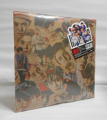 Купить K-POP NCT 127 2nd Mini Album - [NCT#127 LIMITLESS] CD+Photobook+Photocard Sealed