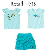Gymboree 4T Girls NWT