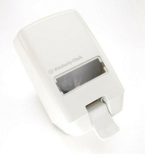 New Kimberly Clark OnePak Dispenser Pearl White 800 ml