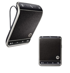 New Motorola Roadster TZ700 Bluetooth In Car Universal Speakerphone Hands Free
