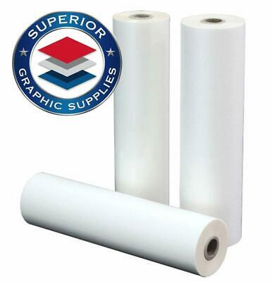 Pet Laminating Film Roll Premium Quality- 0.005 Thick-crystal Clear-1 Roll Pack