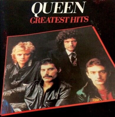 QUEEN - Greatest Hits - CD Album, Remastered, Jewel Case - Parlophone CDPCSD 141