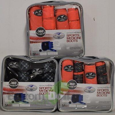 Professional's Choice Ventech Elite 360 Protection 4 Pack Sports Medicine -