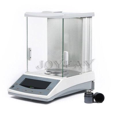 Analytical Balance 0.1 Mg 200 X 0.0001 G Lab Digital Precision Scale U.s. Solid