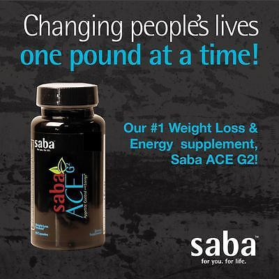 New Ace G2   Sabas Strongest Appetite Control Formula   60 Ct Packs Or Bottle