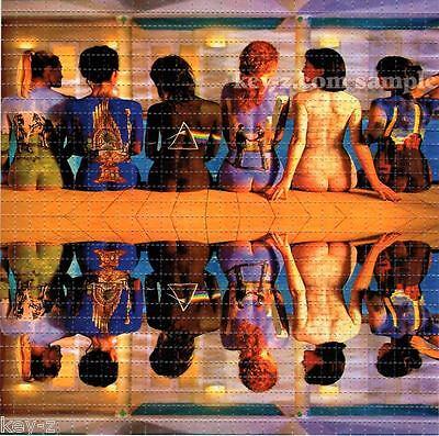 PINK FLOYD AL-BUMS -  BLOTTER ART perforated psychedelic LSD Acid Art Paper