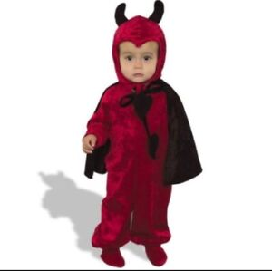 Darling Devil Toddler Halloween costume