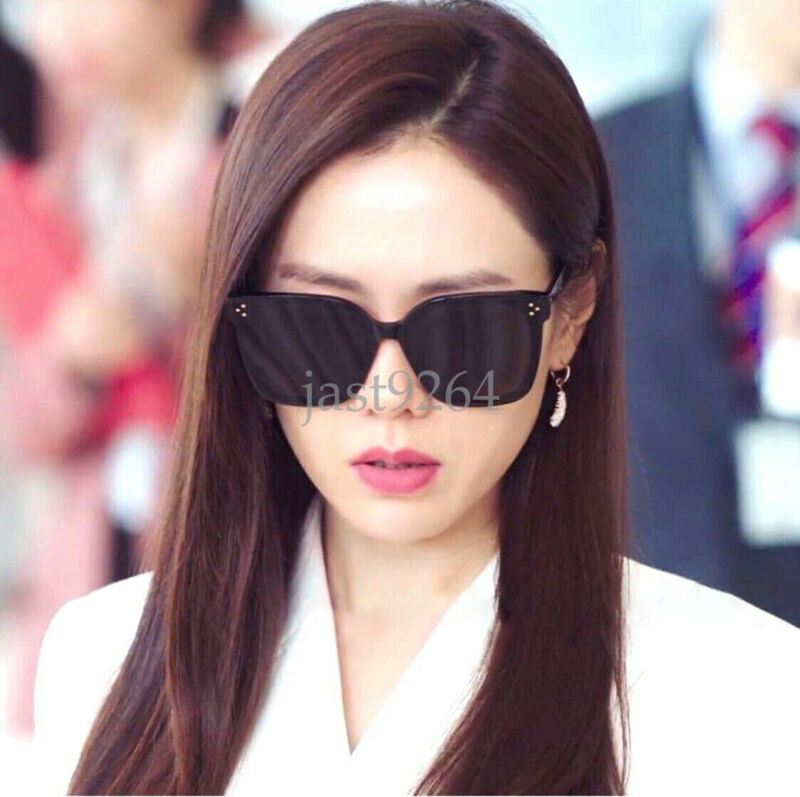 GENTLE MONSTER HER 01 SunGlasses Black