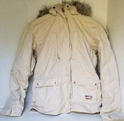 Special Blend Snowboard Ski Jacket Medium Womens Tan w/ liner jacket NWOT  ()