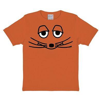 oon: Die Sendung mit der Maus: Maus Gesicht - Kinder T-Shirt (Maus Gesicht)