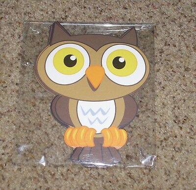 Teacher Resource: 12 Owl Bulletin Board Accents