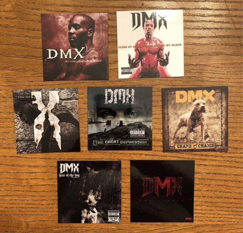 DMX Set of 7 Magnets