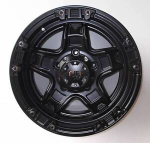 "17"" Tuff 10 King Lip Alloys To Suit Land Cruiser Toowoomba Toowoomba City Preview"