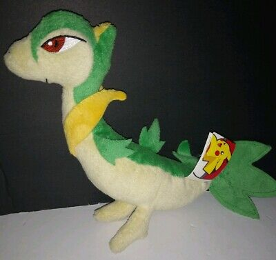 "Pokemon SNIVY Nintendo 7"" Plush Figure Doll 2011"