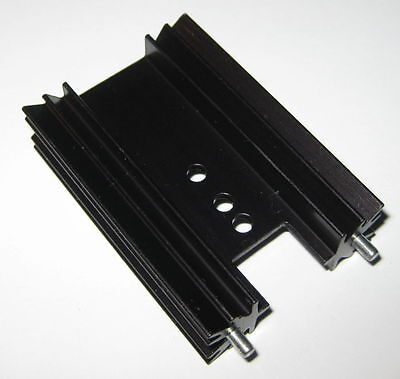 Fecom To-218 To-220 Aluminum Heatsink For Mosfet Regulator Power Transistor