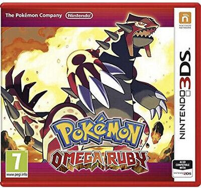 Pokemon Omega Ruby / Nintendo 3DS (CARTRIDGE ONLY)