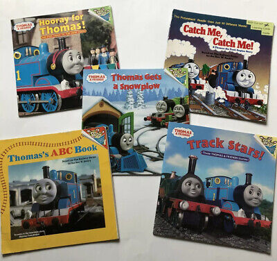 Thomas the Train - Lot Of 5 Picture Books