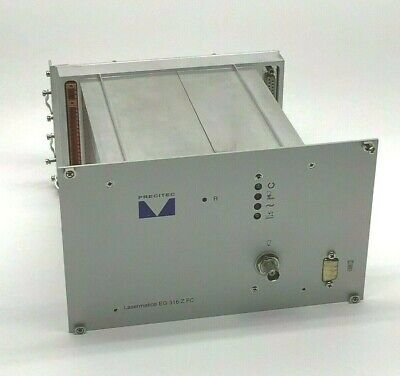 Precitec Lasermatic Eg 316 Z Fc Laser Supply