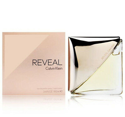 REVEAL Calvin Klein women perfume edp 3.4 oz 3.3 NEW IN BOX