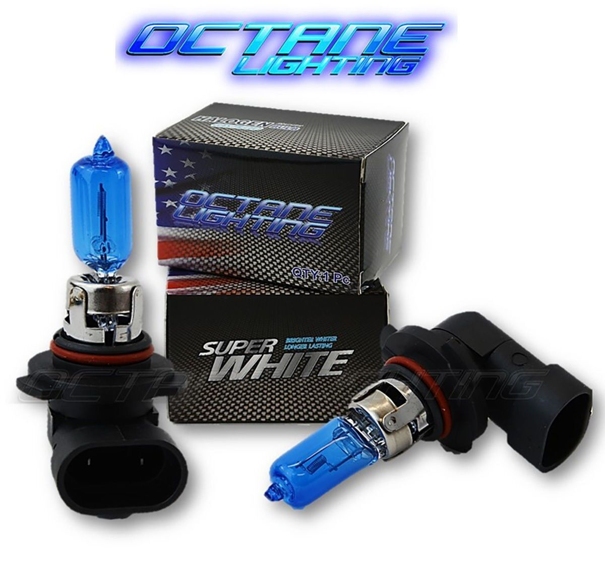 H11 Halogen Xenon Plasma HID Headlight Fog Headlamp Super White 6000K Light Bulb