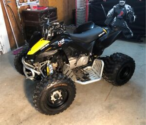 Can-Am DS90X 2012