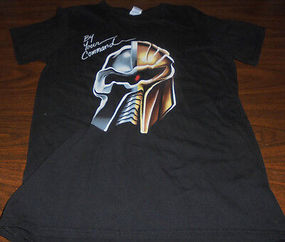 New Battlestar Galactica Cylon Centurian T-Shirt MEDIUM