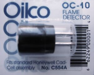Oil Burner Cad Cell Eye All Makes With 2 Pins Honeywell Westwood Crown Sid C554