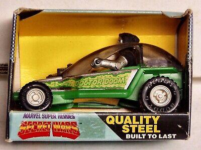 1984 Buddy L Brute -Secret Wars Dr Doom Blaster Car - New MIB
