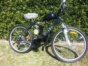 CHEAP!!! BRAND NEW - Motorised bicycles R80 RACE MOTORS Belfield Canterbury Area Preview